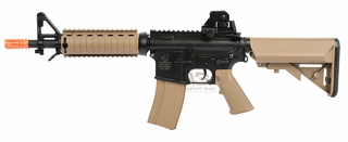 RIFLE DE AIRSOFT AEG CYBERGUN COLT M4 CQB