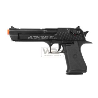 PISTOLA DE AIRSOFT CYBERGUN DESERT EAGLE (CO2)