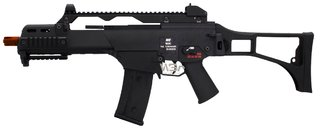 RIFLE DE AIRSOFT WE AEG G36 999C BLK