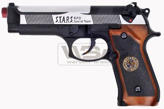 WE M92 BIOHAZARD Gen2 - Dual Tone