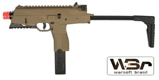 RIFLE DE AIRSOFT KWA KMP9R GAS