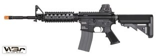 RIFLE DE AIRSOFT GBBR KWA LM4 RIS