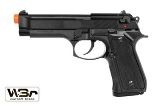 PISTOLA DE AIRSOFT KWA M9 PTP Gas Blowback