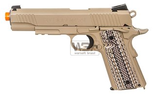 PISTOLA DE AIRSOFT CYBERGUN COLT M45A1 (co2)