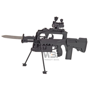 MINIATURA DECORATIVA RIFLE FAMAS
