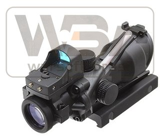 MIRA HOLOGRAFICA 4x32 SCOPE 20mm Airsoft