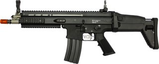 RIFLE DE AIRSOFT WE SCAR MK CQB