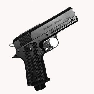 PISTOLA DE PRESSÃO CO2 W401 4,5MM