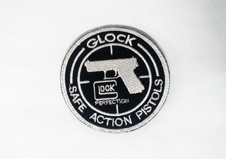 Patch Bordado Glock Perfection
