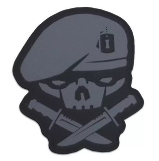 PATCH TÁTICO EMBORRACHADO INVICTUS