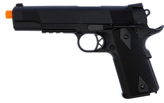 PISTOLA DE AIRSOFT WE GBB 1911 G2 B-VER E001B