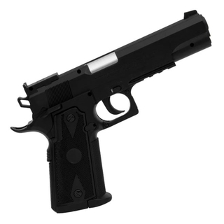 PISTOLA DE PRESSÃO SWISS ARMS 1911 MATCH C02 4.5mm