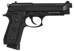PISTOLA DE PRESSÃO A GÁS CO2 CYBERGUN SWISS ARMS PT92 4.5mm