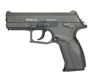 PISTOLA DE PRESSÃO CO2 W129 4,5MM WINGUN