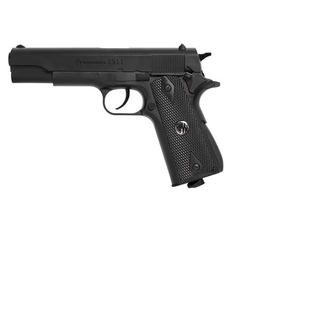 PISTOLA DE PRESSÃO CO2 COMMANDER 1911 W125B WINGUN 4.5MM