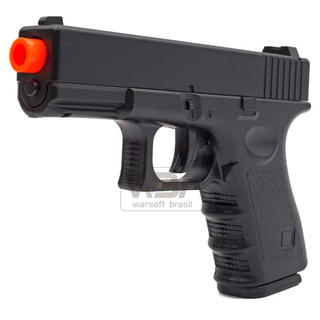 PISTOLA DE AIRSOFT SPRING GALAXY G15  - FULL METAL