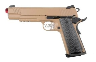 PISTOLA DE AIRSOFT ARMY ARMAMENT GBB 1911 R28