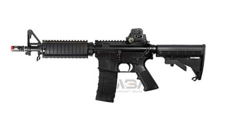 RIFLE DE AIRSOFT M4 KJW GBBR  BLOWBACK C8 CQB  V3
