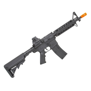 RIFLE DE AIRSOFT VG M4 RIS CQB 8907 SPRING 6mm VIGOR