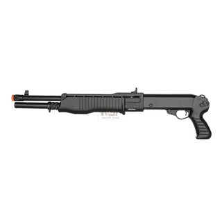 SHOTGUN AIRSOFT M63 SPRING DOUBLE EAGLE - 3 BBS POR DISPARO