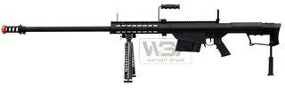RIFLE DE AIRSOFT SNOW WOLF SNIPER Barrett M107