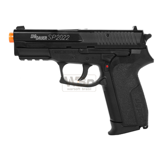 Pistola de Airsoft a Gás CYBERGUN SIG SAUER SP2022 Co2