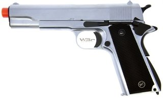 PISTOLA DE AIRSOFT SRC SR-1911 FULL METAL