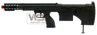 RIFLE DE AIRSOFT SRS SNIPER A1 16