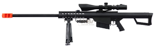 RIFLE DE AIRSOFT SNOW WOLF SNIPER SW-02