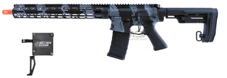RIFLE DE AIRSOFT EMG ARMS FALKOR RECCE AR-15 TIGER