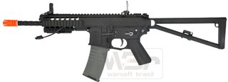 RIFLE DE AIRSOFT VFC Knight Licensed KAC PDW 10