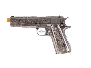 PISTOLA DE AIRSOFT WE 1911 PATTERN
