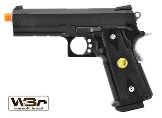 PISTOLA DE AIRSOFT WE HI-CAPA 4.3 H009