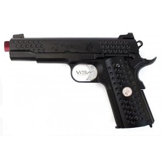 PISTOLA DE AIRSOFT WE 1911 KnightHawk