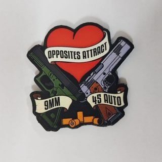 Patch Love Gun