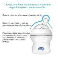 Mamadeira Step Up 150ml Fluxo Normal (0m+) - Chicco na internet