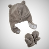 KIT LUVA E GORRO FLEECE CARTER´S