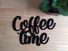 Lettering Coffee Time