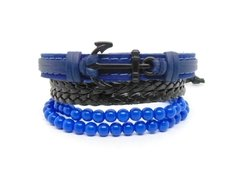 Kit Anchor blue - comprar online