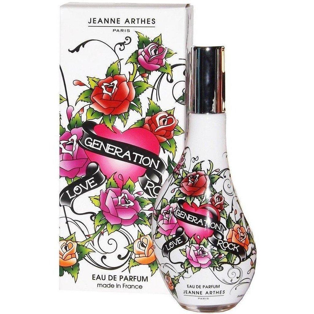 Perfume Love Generation Rock - Jeanne Arthes - Feminino