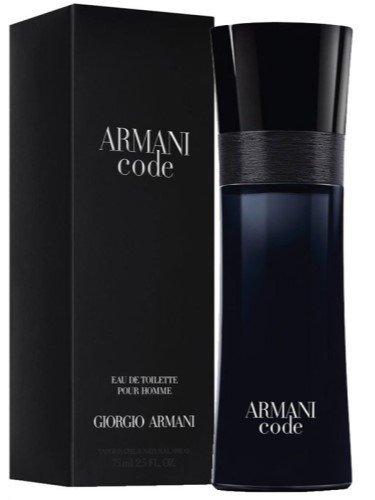 Eau Armani Perfume Toilette Giorgio Code De Masculino TFcK1lJ