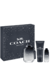 Conjunto Coach for Men Masculino - Coach - Eau de Toilette 100ml + Gel de Banho 100ml + Travel Size 15ml
