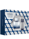 Conjunto King of Seduction - Antonio Banderas - Masculino - Eau de Toilette 100ml + Pós-Barba 75ml