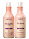 Kit Flowers Duo - Inoar - Shampoo + Condicionador - 500ML
