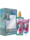 Kit Fantasy Escape Mermaid Water - Delikad - Body Splash + Loção Corporal