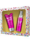 Kit Pokoteen Morango Pop 60 ML - Pokoloka - Body Splash + Hidratante Corporal