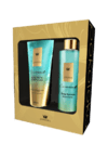 Kit Pokosecret Coconut 250 ML - Pokoloka - Body Splash + Hidratante Corporal
