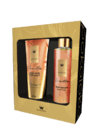 Kit Pokosecret Vanilla 250 ML - Pokoloka - Body Splash + Hidratante Corporal