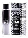 Perfume Ego Silver for Men - New Brand - Masculino - Eau de Toilette