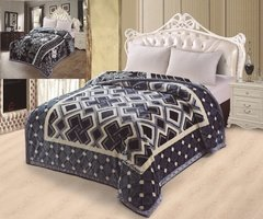 Frazada Triple Simil Piel Reversible Love And Home - comprar online